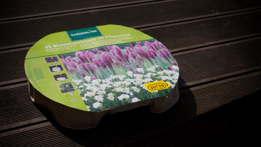 Blumen-Tray für faule Gärtner-01