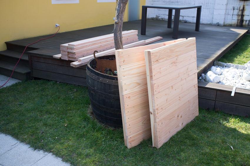 hochbeet richtig befullen und schichten. Black Bedroom Furniture Sets. Home Design Ideas